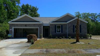 Conway Single Family Home For Sale: Tbd Lot 10 Rialto Drive