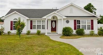 Conway Single Family Home Active-Pend. Cntgt. On Financi: 6042 Palisade Court