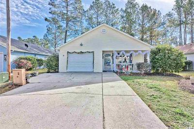 Myrtle Beach Single Family Home For Sale: 6676 Wisteria Drive