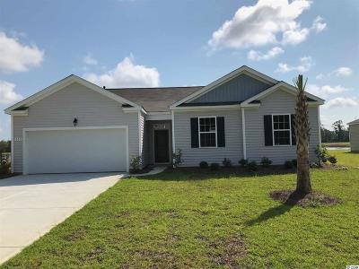 Conway Single Family Home For Sale: Tbd Lot 77 Carmello Drive