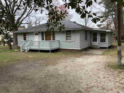 Myrtle Beach Single Family Home For Sale: 2502 Highway 15