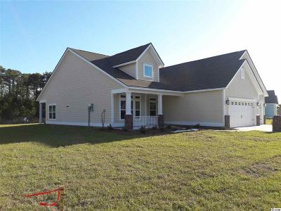 Myrtle Beach Single Family Home For Sale: 1201 Ficus Drive
