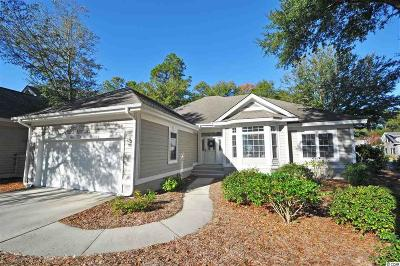 North Myrtle Beach Single Family Home For Sale: 4835 Buck's Bluff Drive