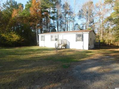 29588 Single Family Home For Sale: 10200 Freewood Rd