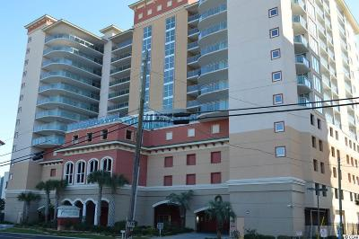 North Myrtle Beach Condo/Townhouse For Sale: 1321 S Ocean Blvd #805