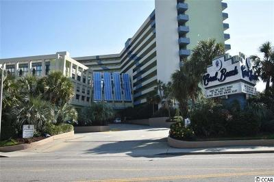 29577 Condo/Townhouse For Sale: 1105 S Ocean Blvd #1216