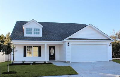Conway SC Single Family Home For Sale: $145,745