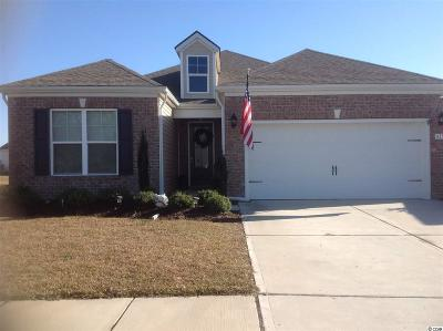 Myrtle Beach SC Single Family Home For Sale: $243,900