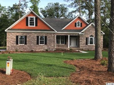 Conway SC Single Family Home For Sale: $375,000