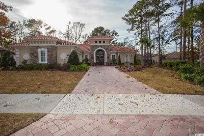 Myrtle Beach Single Family Home Active-Pend. Cntgt. On Financi: 7268 Catena Lane