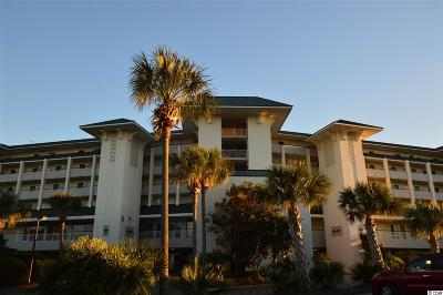 Pawleys Island Condo/Townhouse For Sale: 601 Retreat Beach Circle #207