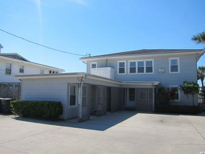 North Myrtle Beach Single Family Home For Sale: 5100 N Ocean Blvd