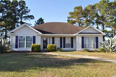 Myrtle Beach Single Family Home For Sale: 4279 Hunting Bow Trail