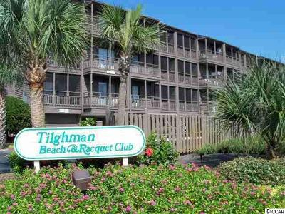 North Myrtle Beach Condo/Townhouse For Sale: 108 N Ocean Blvd #307