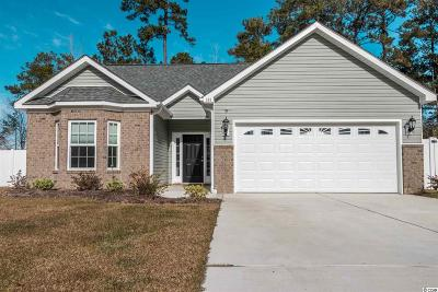 Myrtle Beach Single Family Home For Sale: 181 Maggie Way