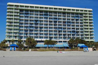 29577 Condo/Townhouse For Sale: 1105 S Ocean Blvd #924