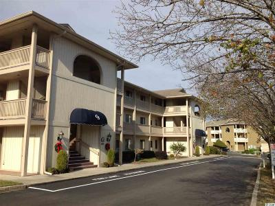Little River Condo/Townhouse For Sale: 4101 Pinehurst Circle #AA-1