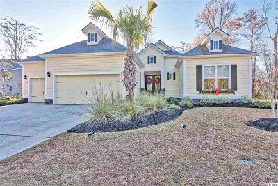 North Myrtle Beach Single Family Home For Sale: 1824 Lake Egret Dr