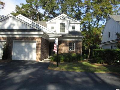 Pawleys Island Condo/Townhouse For Sale: 651 Golden Bear Drive #B