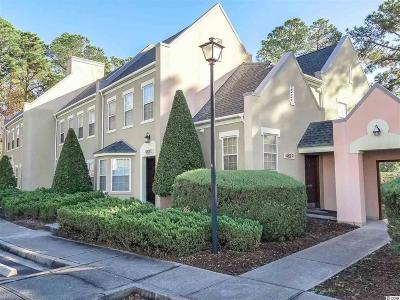 Myrtle Beach Condo/Townhouse For Sale: 4608-F Aaran Court #4608-F