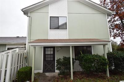 Myrtle Beach Condo/Townhouse Active-Hold-Don't Show: 1481 Turkey Ridge Rd #23-C