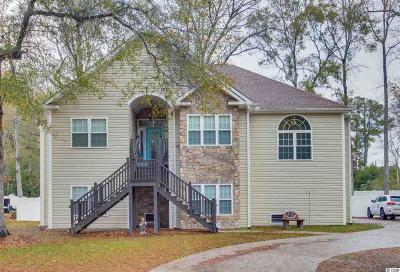 Conway SC Single Family Home For Sale: $250,000