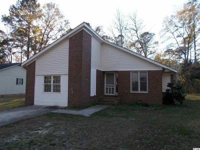 29579 Single Family Home For Sale: 223 Hunters Rd.