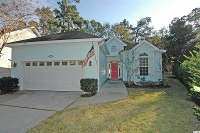 Pawleys Island Single Family Home For Sale: 97 Redwing Court