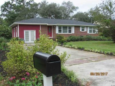 Myrtle Beach Single Family Home For Sale: 803 45th Ave N