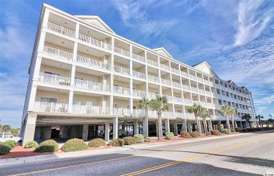 North Myrtle Beach Condo/Townhouse For Sale: 5301 N Ocean Blvd #209
