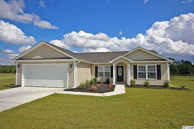 Conway SC Single Family Home For Sale: $159,900