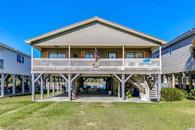 North Myrtle Beach Single Family Home For Sale: 5919 Channel St