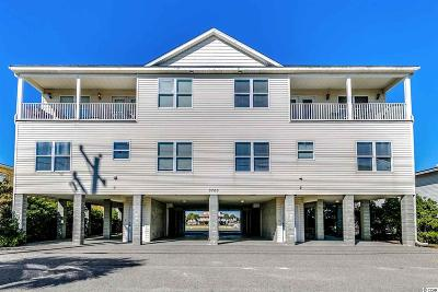 North Myrtle Beach Condo/Townhouse For Sale: 3703 N Ocean Blvd #2