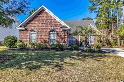 Myrtle Beach Single Family Home For Sale: 1413 Glenkeith Ct