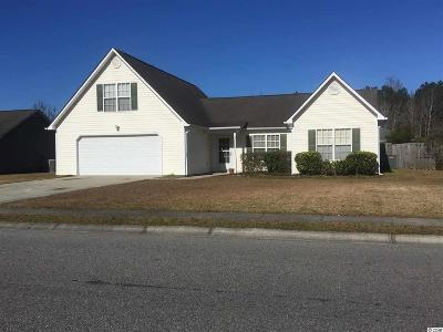 Longs SC Single Family Home Sold: $180,000