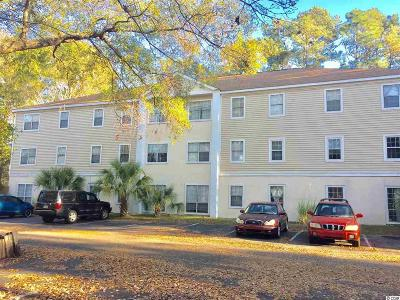 Myrtle Beach Condo/Townhouse For Sale: 6840 Blue Heron Blvd. #204