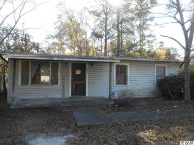 Conway SC Single Family Home For Sale: $32,900