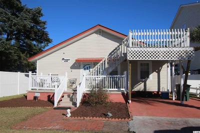 North Myrtle Beach Single Family Home For Sale: 408 28th Ave N