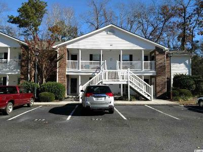 Pawleys Island Condo/Townhouse Active-Pending Sale - Cash Ter: 157 Egret Run #513