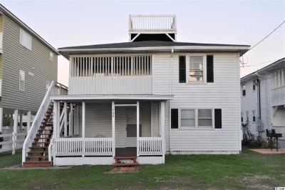North Myrtle Beach Single Family Home For Sale: 208 N 31st Ave N