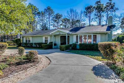 Myrtle Beach Single Family Home For Sale: 1793 Crooked Pine Dr