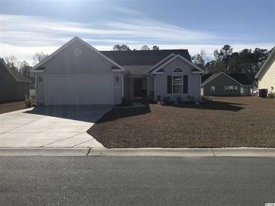 Murrells Inlet Single Family Home For Sale: 118 Woodland Park Loop