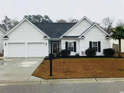 Myrtle Beach Single Family Home For Sale: 605 W Oak Circle