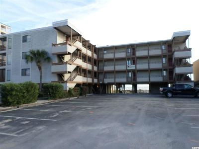 North Myrtle Beach Condo/Townhouse For Sale: 1711 S Ocean Blvd. #004