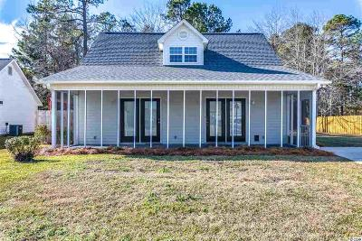 Myrtle Beach Single Family Home For Sale: 528 Lake Park Dr