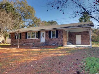 Conway Single Family Home For Sale: 1004 Woodfield Circle