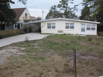 North Myrtle Beach Single Family Home For Sale: 1902 Edge Drive