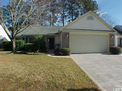Murrells Inlet Single Family Home For Sale: 2115 Green Heron Drive