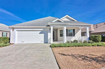 Murrells Inlet Single Family Home For Sale: 536 Grand Cypress Way