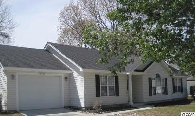 Conway Single Family Home For Sale: 909 Castlewood Ln